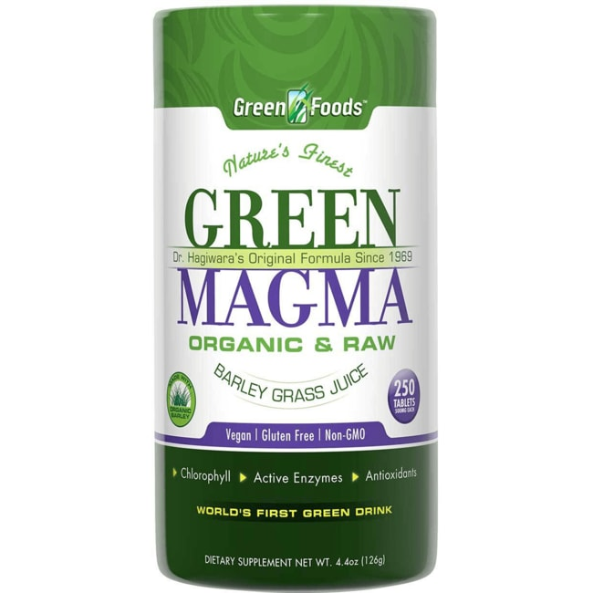 Green FoodsGreen Magma USA