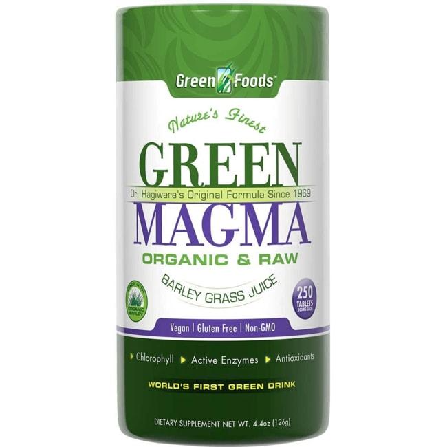 Green Foods Green Magma USA