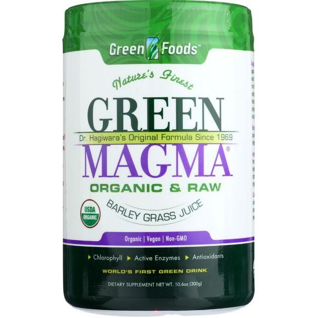 Green Foods Green Magma Usa 10 6 Oz Pwdr Swanson Health Products