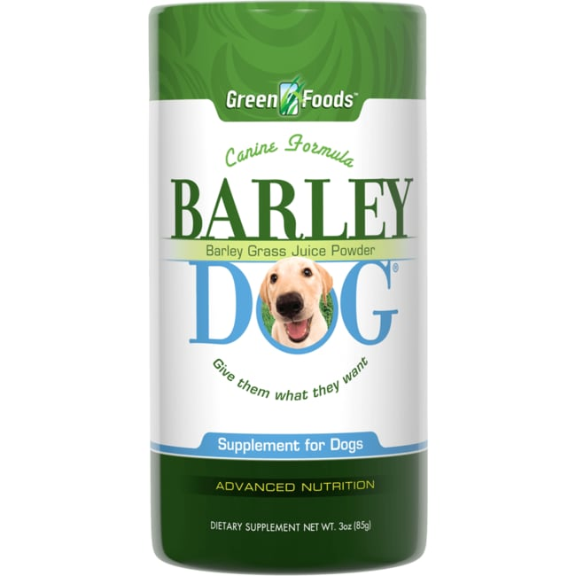 Green FoodsBarley Dog