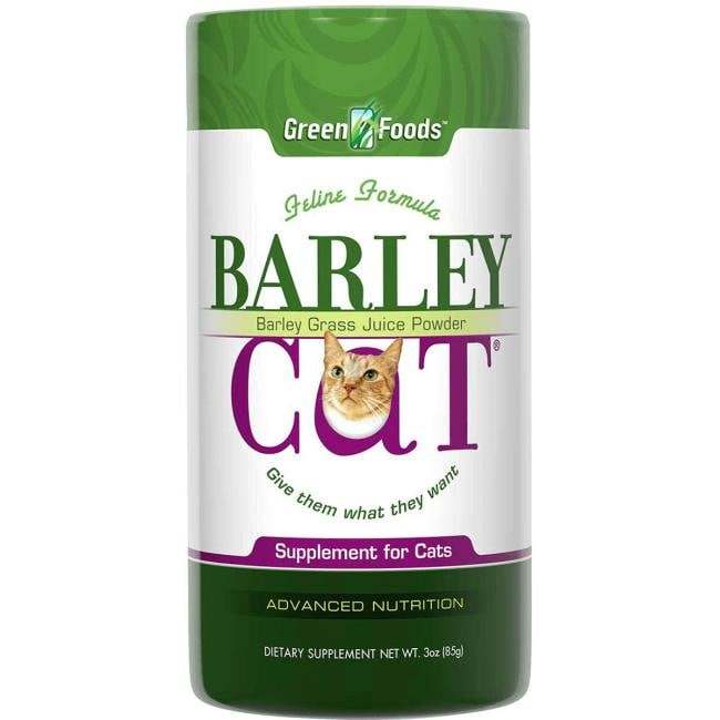 Green Foods Barley Cat