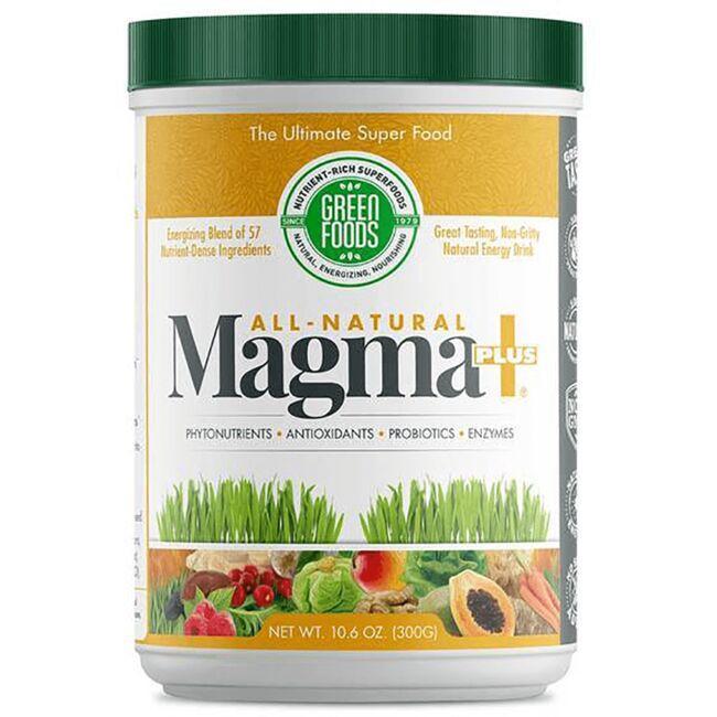 Green FoodsAll-Natural Magma Plus