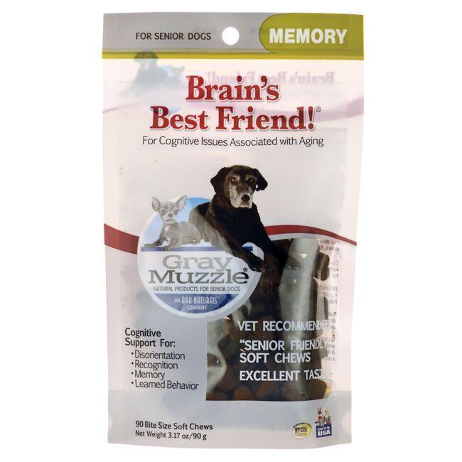 Gray MuzzleBrain's Best Friend!