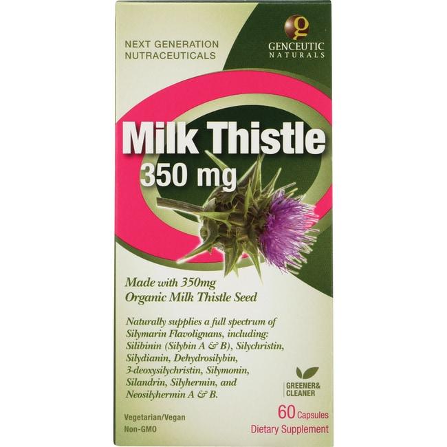 Genceutic Naturals Milk Thistle