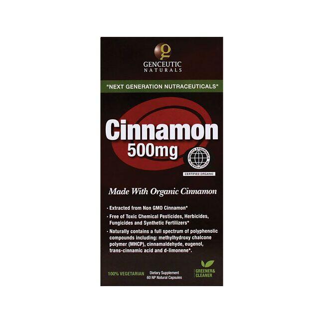 Genceutic NaturalsCinnamon