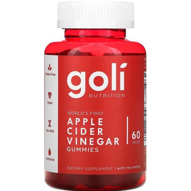 Goli NutritionApple Cider Vinegar Gummies