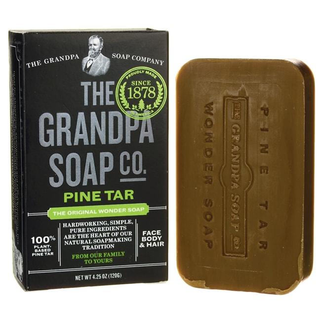 Grandpa Soap Co.Pine Tar Soap
