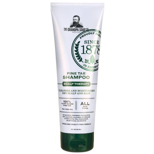 Grandpa Soap Co. Pine Tar Shampoo