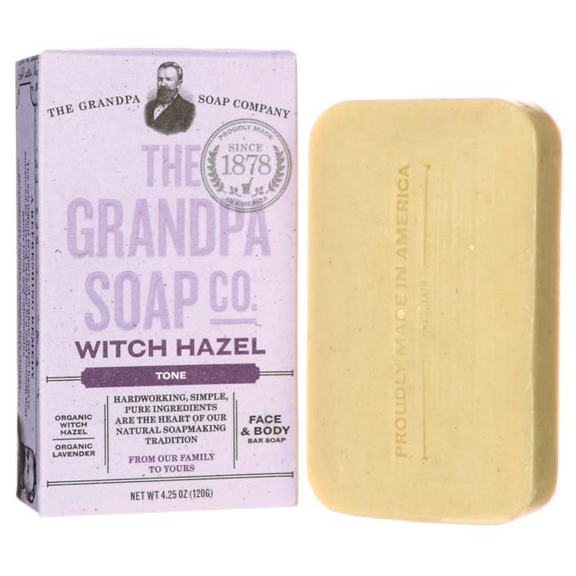 Grandpa Soap Co.Witch Hazel Soap