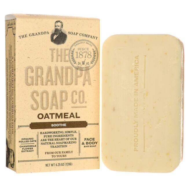 Grandpa Soap Co. Oatmeal Soap