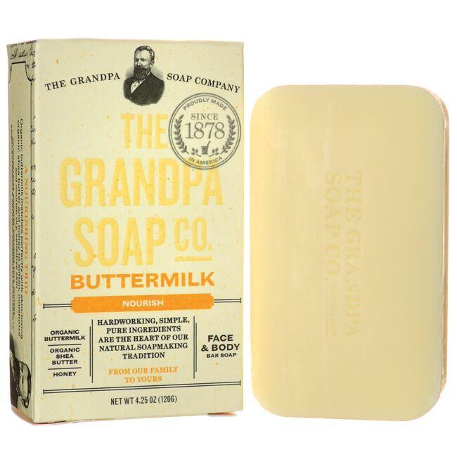 Grandpa Soap Co. Buttermilk Soap