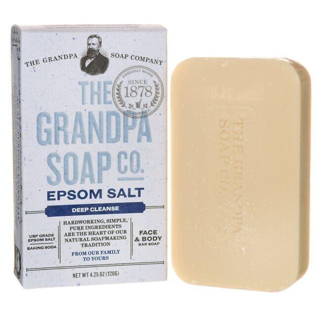 Grandpa Soap Co.Epsom Salt Soap