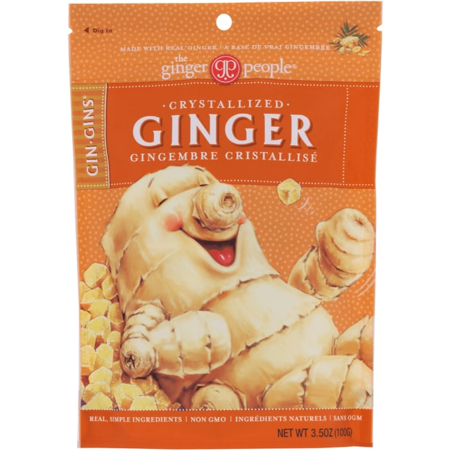 Ginger PeopleCrystallized Ginger