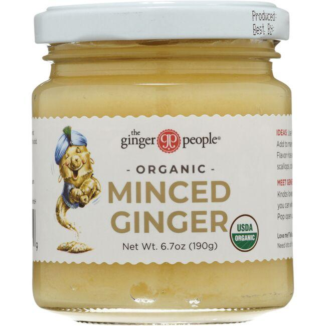 Ginger PeopleOrganic Minced Ginger
