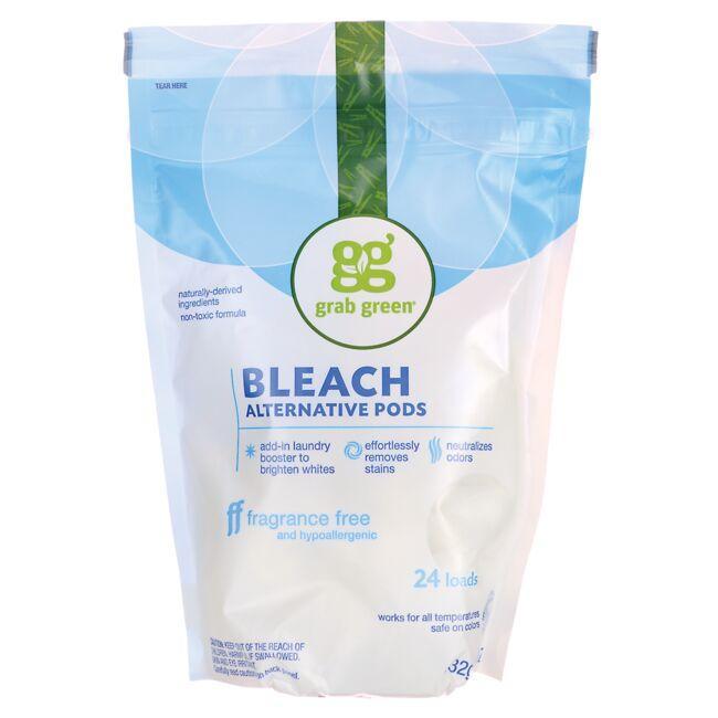 GrabGreenBleach Alternative Pods - Fragrance Free