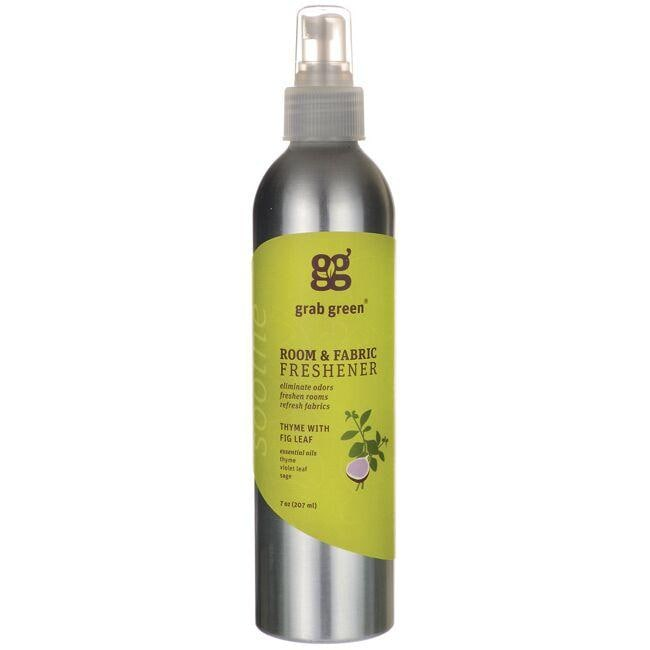 GrabGreenRoom & Fabric Freshener - Thyme with Fig Leaf