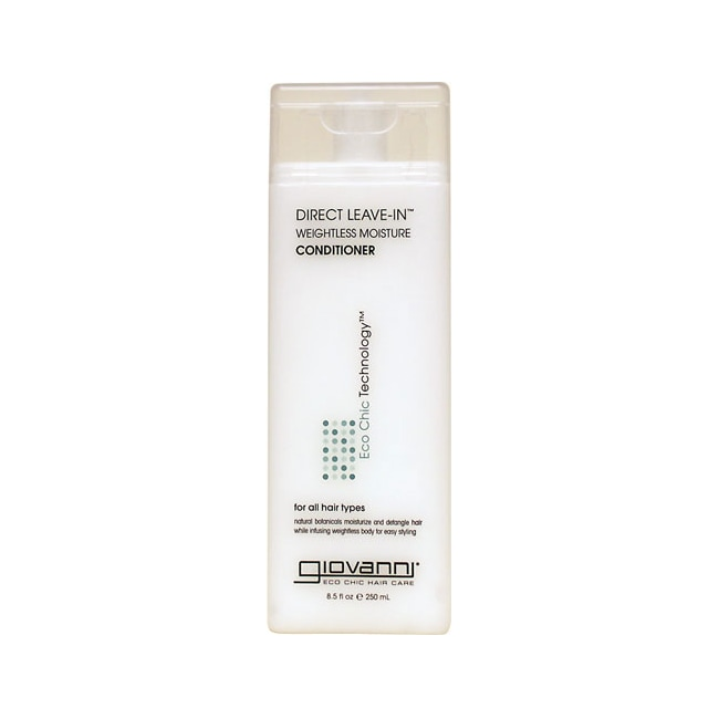 GiovanniDirect Leave-In Weightless Moisture Conditioner