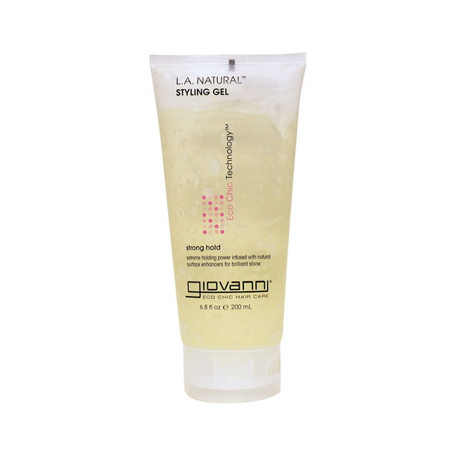 Giovanni L.A. Natural Styling Gel Strong Hold