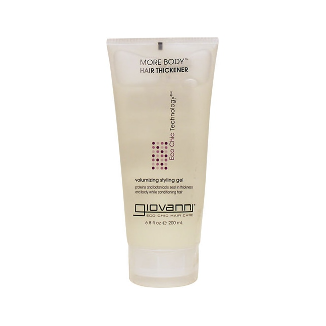 Giovanni More Body Hair Thickener Volumizing Styling Gel 6.8