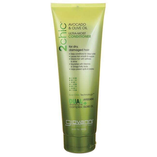 Giovanni2chic Ultra-Moist Conditioner - Dry, Damaged Hair