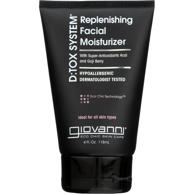 GiovanniD:tox System Replenishing Facial Moisturizer - Step 3