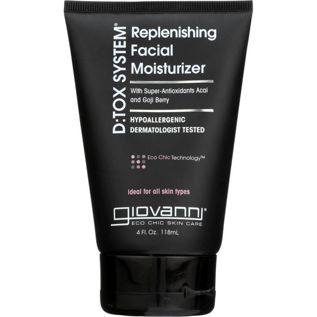 Giovanni D:tox System Replenishing Facial Moisturizer - Step 3