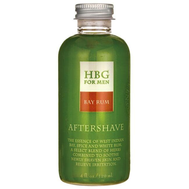 Honeybee Gardens Aftershave for Men - Bay Rum