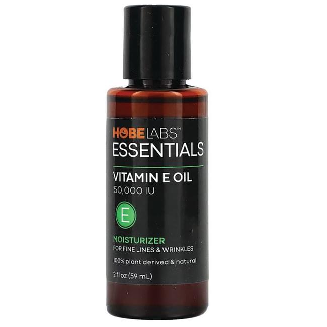 Hobe Labs Hobe Naturals Vitamin E Oil