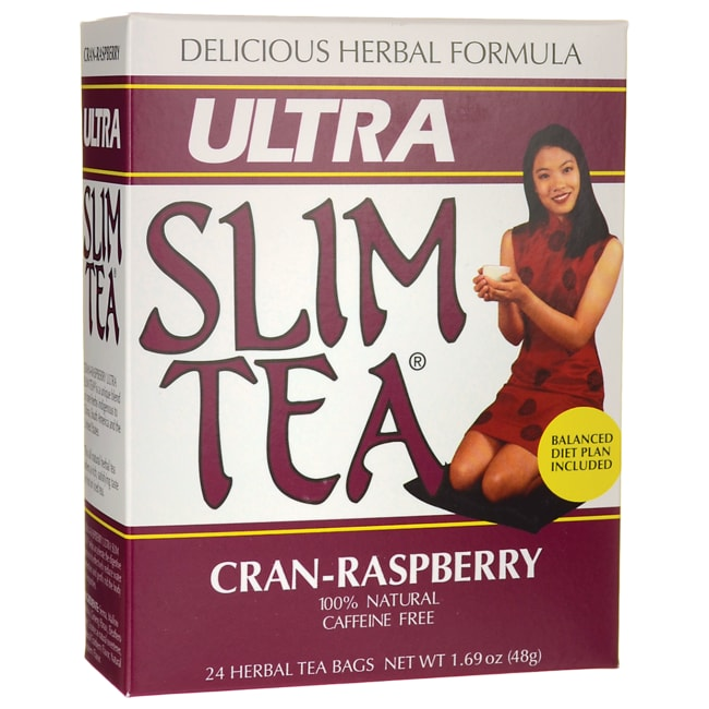 Hobe LabsUltra Slim Tea Cran-Raspberry