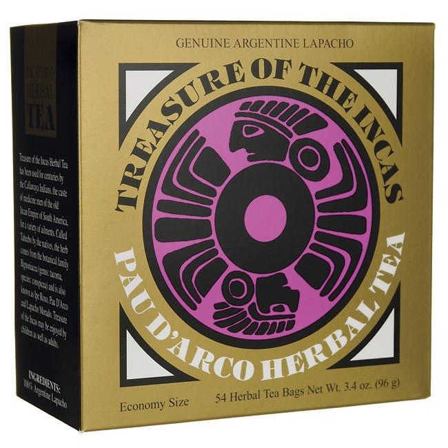 Hobe LabsTreasure of the Incas Pau D'Arco Herbal Tea