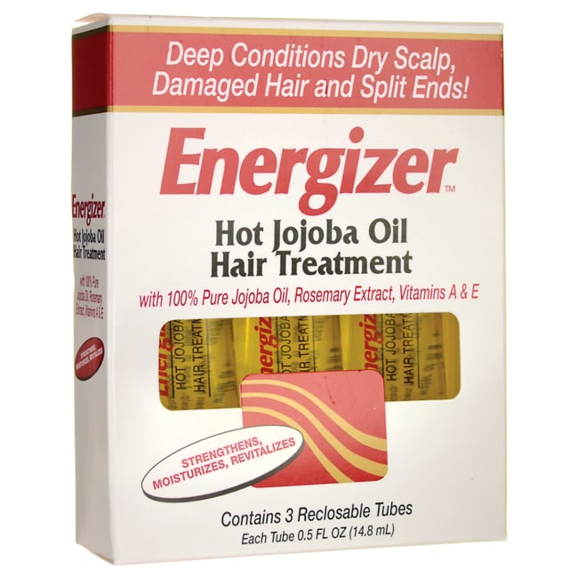 Hobe LabsEnergizer Hot Jojoba Oil Hair Treatment