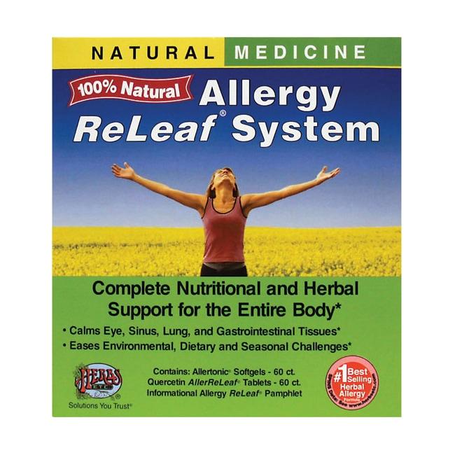 Herbs Etc. Allergy ReLeaf System