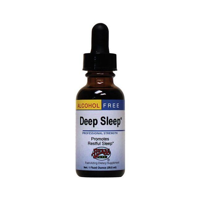 Herbs Etc.Deep Sleep Alcohol Free