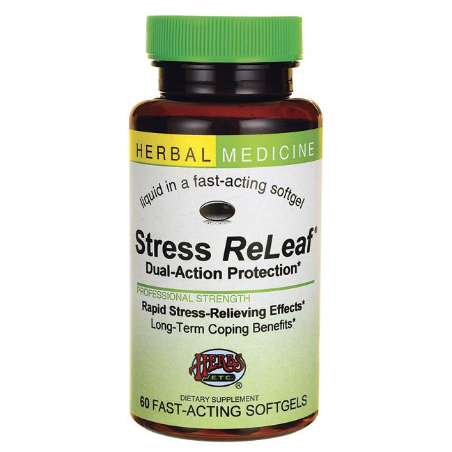 Herbs Etc. Stress ReLeaf