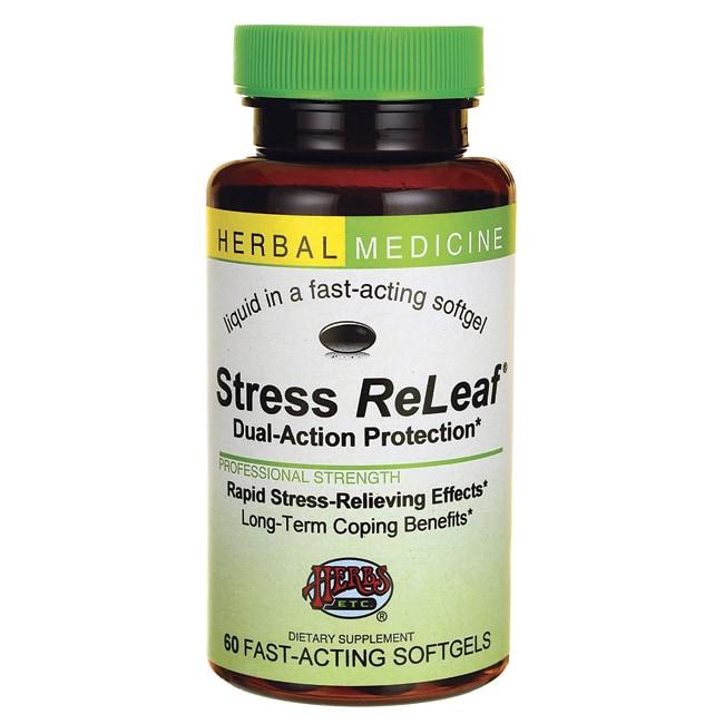 Herbs Etc.Stress ReLeaf
