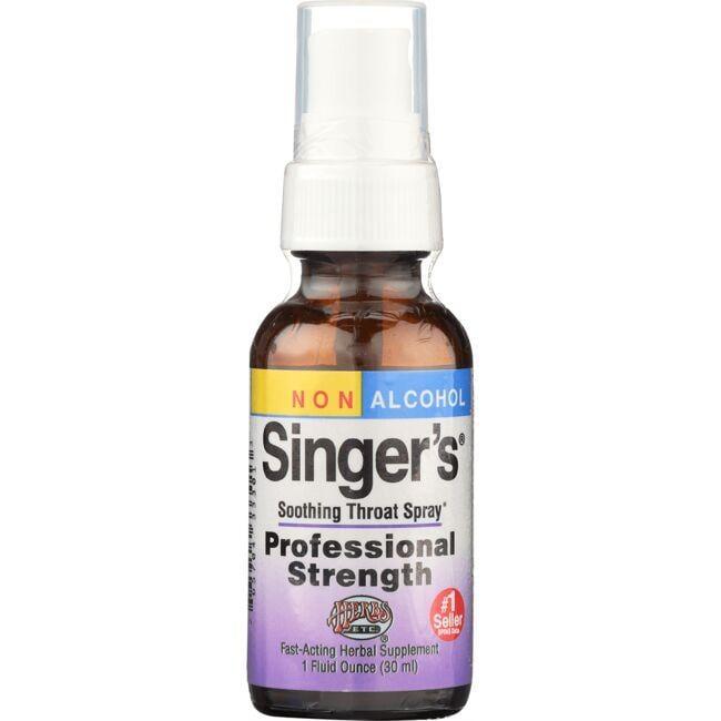 Herbs Etc.Singer's Saving Grace Soothing Throat Spray