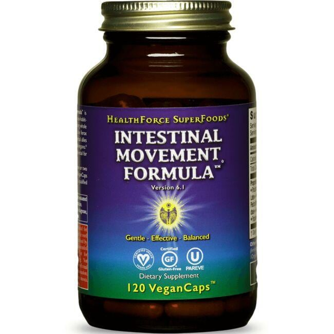 HealthForce Nutritionals Intestinal Movement Formula