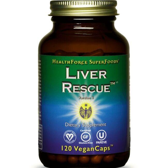 HealthForce NutritionalsLiver Rescue - Version 6