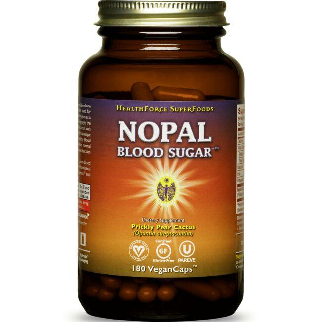 HealthForce NutritionalsNopal Blood Sugar