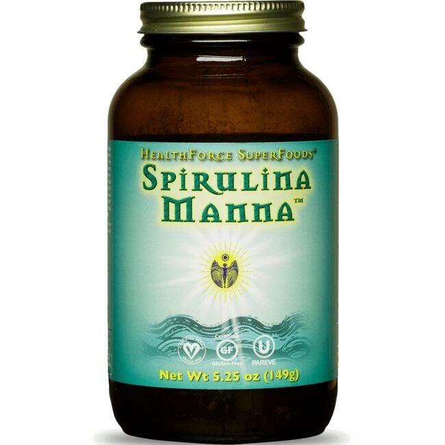 HealthForce NutritionalsSpirulina Manna