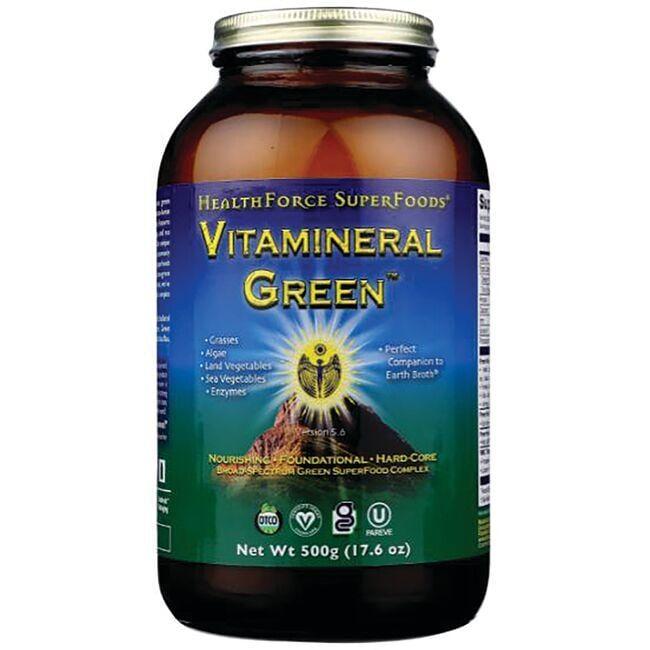 HealthForce NutritionalsVitamineral Green