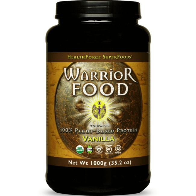 HealthForce NutritionalsWarrior Food Extreme - Vanilla Plus