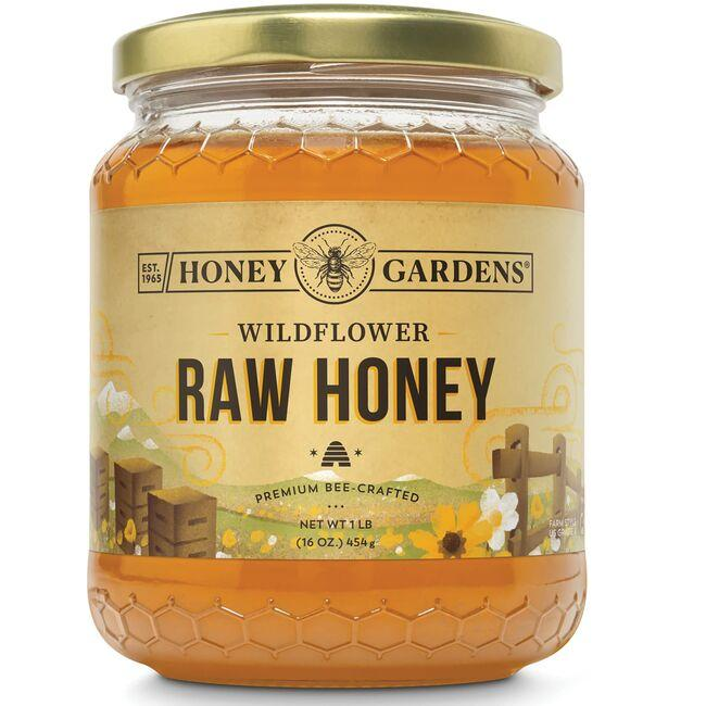 Honey GardensApitherapy Raw Honey