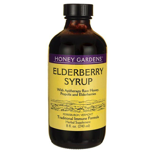 Honey GardensElderberry Syrup