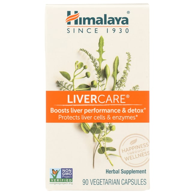 Himalaya Herbal HealthcareLiverCare