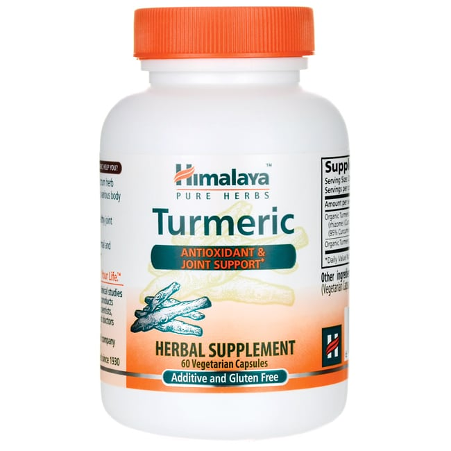 Himalaya Herbal Healthcare Turmeric