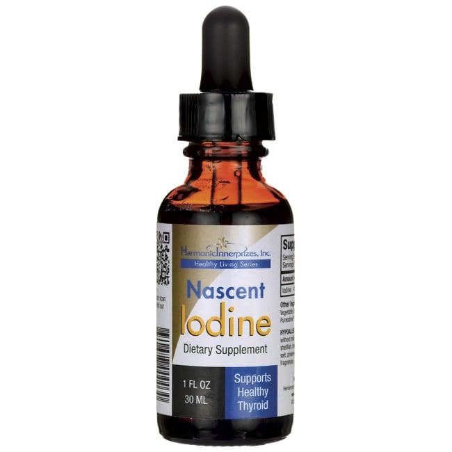 Harmonic InnerprizesNascent Iodine