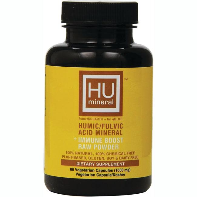 HUmineralHumic/Fulvic Acid Mineral + Immune Boost Raw Powder