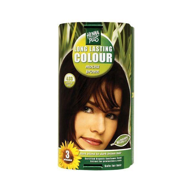 Henna PlusHenna Plus Long Lasting Colour - Mocha Brown