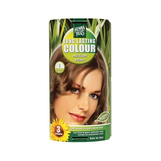 Henna Plus Henna Plus Long Lasting Colour - Medium Blond